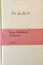 Sfischer Verlag Rose Ausländer Gesellschaft